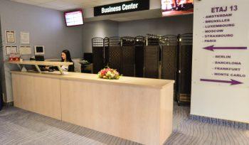 Business Center RIN Grand Hotel